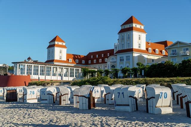 Der Strand von Mecklemburg Vorpommern